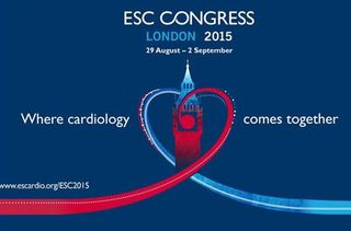 Esc congress london logo londra