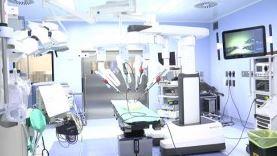 Mapighi robot chirurgia ginecologia