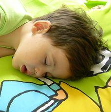 Russamento ministero ipopnea dormire bambini