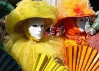 Carnevale, allergia, bambini, trucchi, maschere