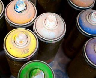 Spray paints  nih  aerosol  kidney damage  limb spasms  inhalants  children