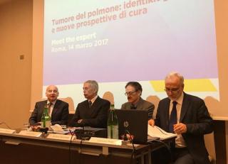 Crizonitib  tumore  pfizer  cancro  tumore  alk  polmone  marchetti  aiom  pinto  crino