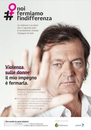 Janssen  scaccabarozzi  violenza  donne  brianza  campagna  rocchi