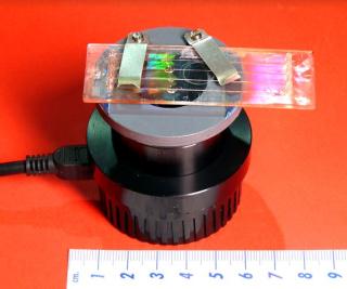 Microscopio olografico  nature  diagnosi  cnr  anemia  malaria  HIV