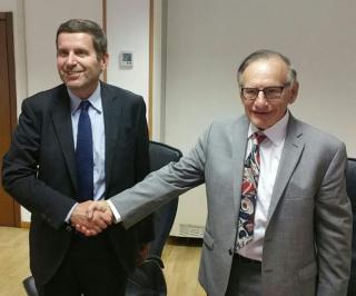 Perma-Fix Environmental Services  Lou Centofanti  presidente  ENEA  Federico Testa  radiofarmaci  accordo