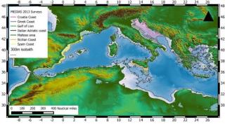 Cnr  mare  adriatico  progetto medias