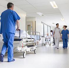 Corsia medici infermieri