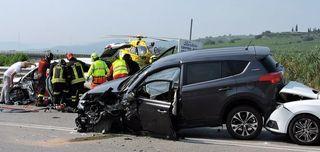 Incidente morte strada svizzera