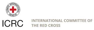 Croce, rossa, svizzera, incontro,