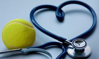 Tennis  friends  foro italico  visite  prevenzione  gemelli  esami