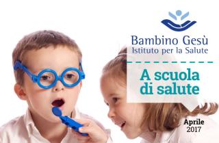 Bambino  gesu'  scuola salute  esantema  morbillo  vaccino  vaccinazione