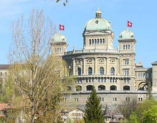 Parlamento svizzera berna