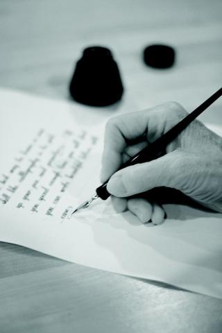 Bicocca  scrittura  bambino  scrivere