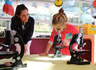 Meyer  ricercatori  bambini