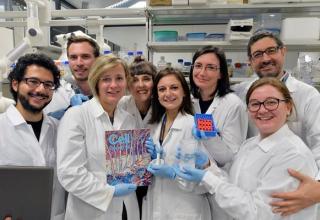 Cell report  cnr  ricerca  dna  atrofia muscolare spinale  sma  progetto  Axonomix