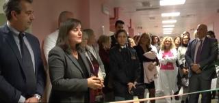 Breast  unit  tumore  cancro  sanremo  asl1  liguria  inaugurazione
