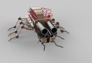 Robot  insetti  conferenza  ricerca  sant'anna  pisa  benelli