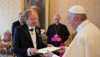 Sids  morte  culla  ambasciata  vaticano  conferenza