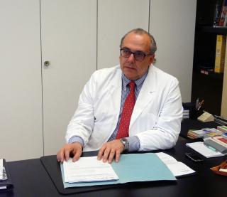 Professor Antonio Benedetti