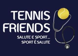 Prevenzione  cuore  ipertensione  TENNIS & FRIENDS  gemelli  visite  medici  tennis