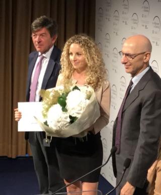 Sif  ricerca  farmacologia  borsa di studio  msd  Premio L'Oréal-Unesco For Woman in Science  ravegnini