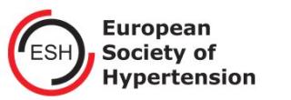 Esh  ipertensione  linee guida  europa  Agabiti Rosei  esc  mancia  valori  livelli  limiti