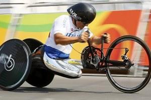 Paraolimpico  sport  emilia romagna  Villanova d'Arda