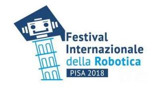 Festival  robotica  robot  pisa  sant'anna  carrello  spesa  negozio  prototipo