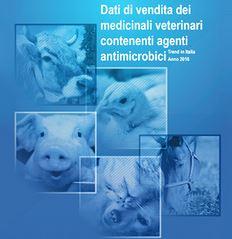 ESVAC  ema  ministero  contrato antimicrobico  resistenza  farmaci  veterinaria  animali