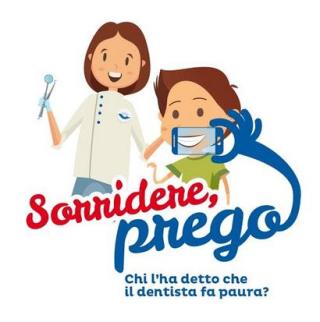 Sedazione  coscienti  denti  dentista  bambino  gesu'  odontoiatria  dolore  paura
