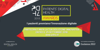 Patients' Digital Health Awards  msd  vincitori  associazione  freddi  mirrorable  rutigliano  ascione  taruscio  persico