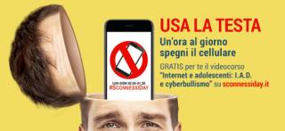 Disconessi  sconnessiday  internet  cellulare  giovani  consulcesi