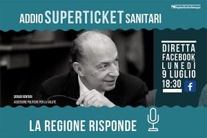 Regione  emilia romagna  ticket  abolizione  web  facebook