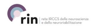 Genomica  proteomica  tagliavini  scambia  cattolica  ministero  ircss