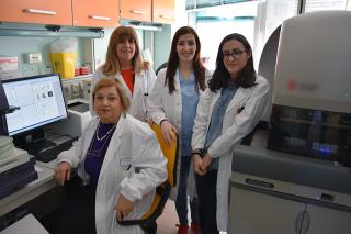 Equipe studio nuovo test ematologia