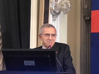 Siprec professor Massimo Volpe