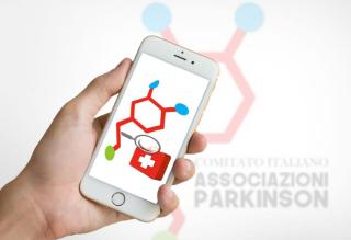 TROV@LO  parkinson  app  farmaci  terapia  dosaggio  associazioni
