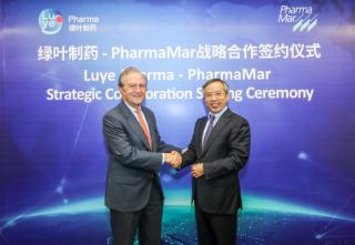 PharmaMar  accordo  cina  lurbinectedina  commercializzazione  tumore  cancro  polmone
