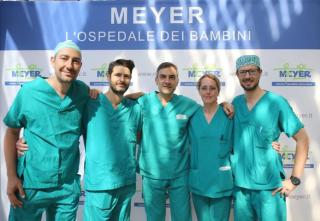 Morabito  meyer  intervento  T3DDY  firenze  bambina  intestino