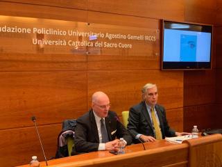 Foto 1 da sn Walter Ricciardi e Alessandro Solipaca