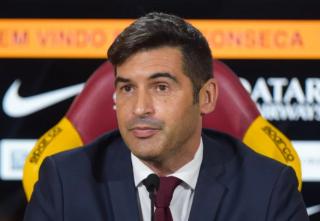 Fonseca  roma  allenatore  zaniolo  higuain  campionato  coppa  totti
