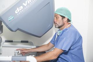 Foto robot chirurgia