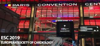 Paris  convention  centre  esc  2019  wcc  versailles  pavillon  heart  stroke
