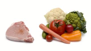 Oxford  tammy tong  carne  pesce  ricerca  ictus  cuore  emorragia  vitamina  vegetariani  vegani  dieta  alimentazione