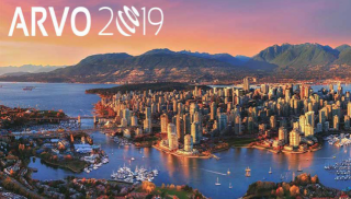 Arvo  vancouver  2019  canada  pharmamar  sylentis  occhio secco  cornea  studio  helix
