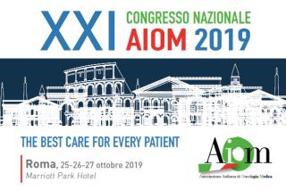 XXI congresso aiom roma 2019 tumore cancro ricerca gori