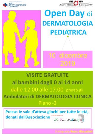 Open Day Pediatrico