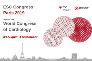 Chronic coronary syndromes  esc  congress  2019  paris  guide lines  task force  Knuuti  Wijns  coronary artery disease  cad