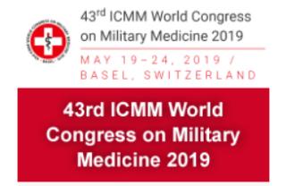 Congresso  militare  basilea  svizzera  ICMM World Congress  medicina