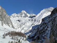 Ritiro  Alpi dei Tauri occidentali  ghiacciai  cnr  studio